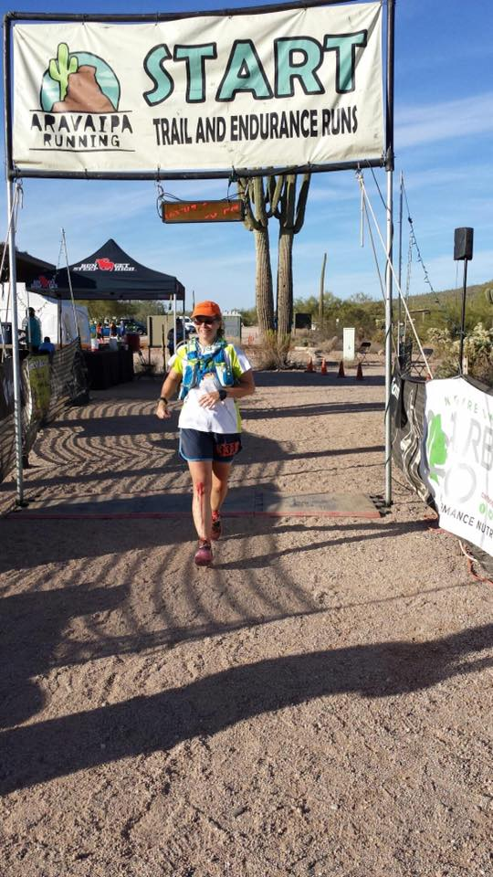 Kathleen | Arizona, USA | Ultramarathon