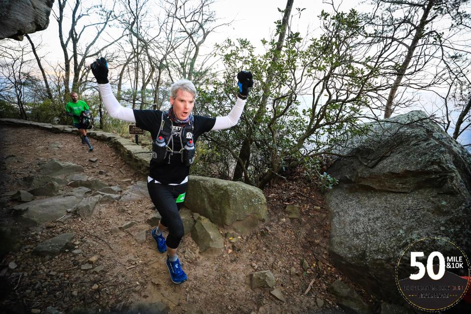 LEAP-Coaching Trail and Ultra Runner David Dye from Tennessee