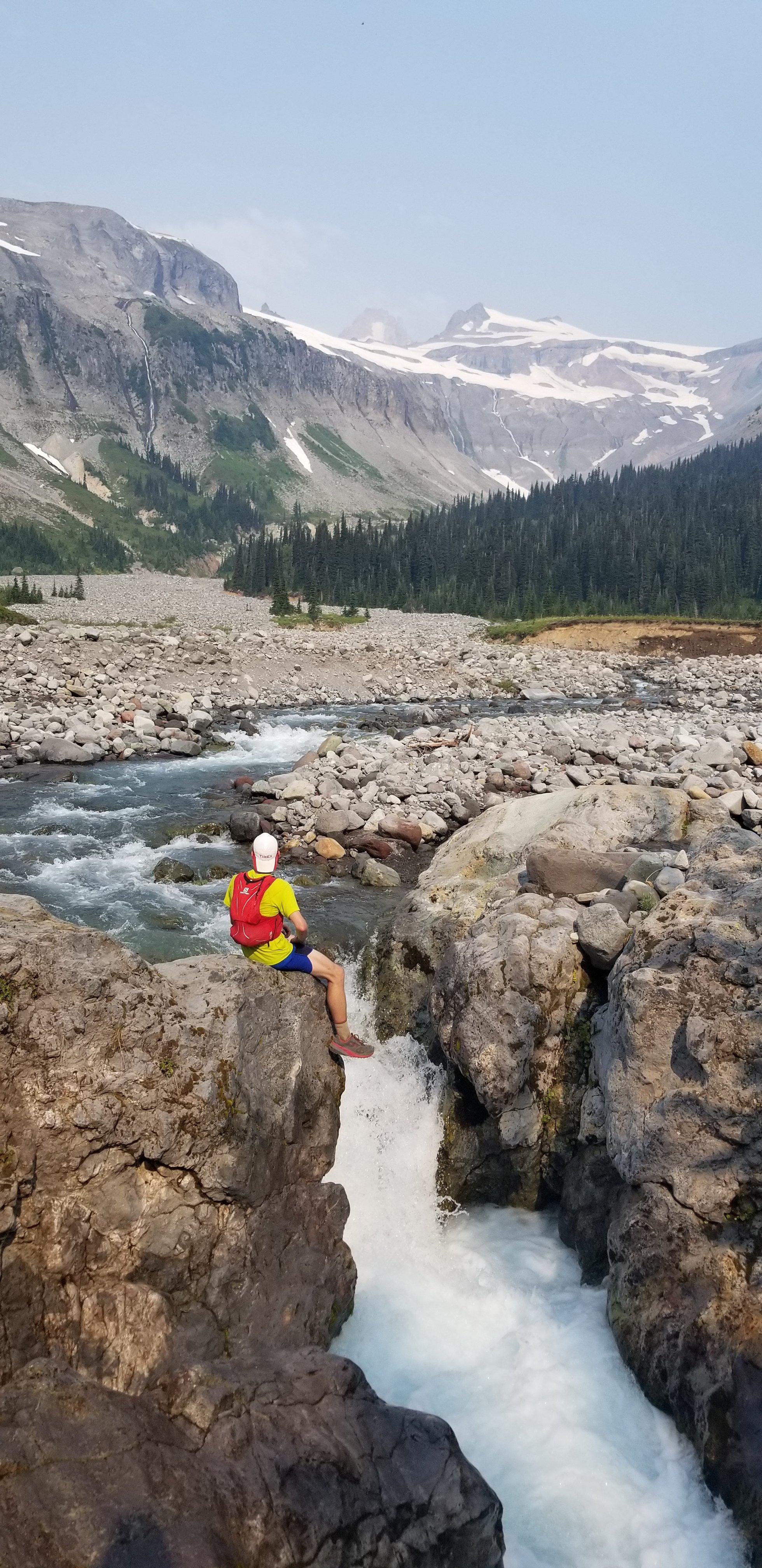 Sean | Washington, USA | Ultramarathon