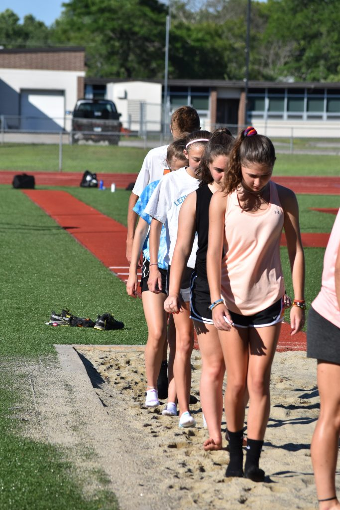 Summer Strength & Conditioning Foot Sand Drills